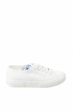 Дамски обувки Superga, Размер 36, Цвят Бял, Текстил, Цена 43,20лв.