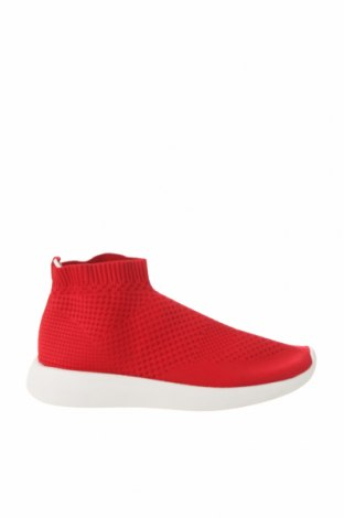 Încălțăminte de damă Zara, Mărime 39, Culoare Roșu, Textil, Preț 137,73 Lei