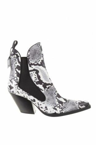 Дамски боти Zara, Размер 40, Цвят Многоцветен, Еко кожа, Цена 28,48лв.