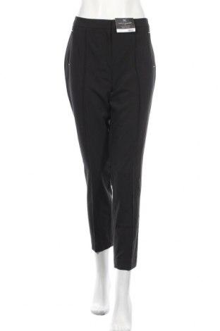 Pantaloni de femei Dorothy Perkins, Mărime M, Culoare Negru, 75% poliester, 18% viscoză, 7% elastan, Preț 170,23 Lei