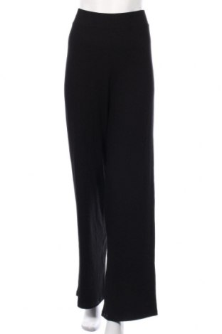 Дамски панталон Kendall & Kylie, Размер M, Цвят Черен, 95% вискоза, 5% еластан, Цена 89,25лв.
