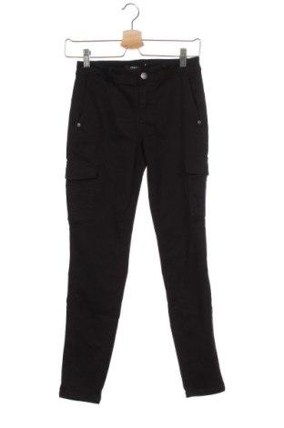 Дамски панталон ONLY, Размер XS, Цвят Черен, Цена 48,00лв.