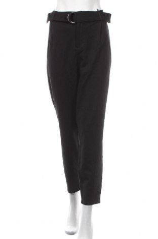 Дамски панталон Vero Moda, Размер XXL, Цвят Черен, 65% вискоза, 30% полиамид, 5% еластан, Цена 51,75лв.