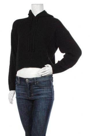 Дамски пуловер Boohoo, Размер M, Цвят Черен, Цена 39,00лв.