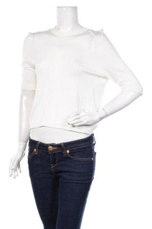 Дамски пуловер COS, Размер S, Цвят Екрю, 80% вискоза, 20% полиамид, Цена 27,60лв.