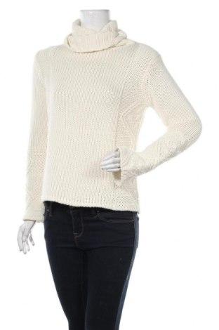Дамски пуловер Casa Blanca, Размер L, Цвят Екрю, Акрил, Цена 29,40лв.