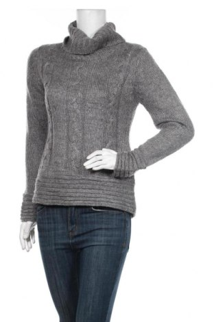 Дамски пуловер My Own, Размер M, Цвят Сив, Акрил, Цена 27,30лв.