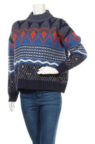 Γυναικείο πουλόβερ Napapijri, Μέγεθος S, Χρώμα Πολύχρωμο, Μαλλί, Τιμή 88,53€