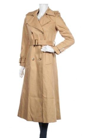 Дамски шлифер Ivy & Oak, Размер S, Цвят Кафяв, 97% памук, 3% еластан, Цена 233,35лв.