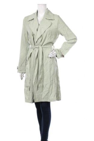Дамски шлифер Orsay, Размер M, Цвят Зелен, 93% вискоза, 7% еластан, Цена 62,30лв.