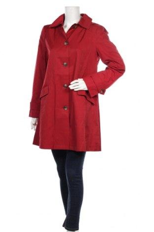 Trench de femei Ralph Lauren, Mărime M, Culoare Roșu, 57% bumbac, 43% poliester, Preț 811,68 Lei