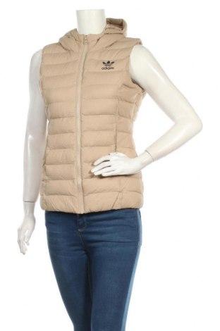 Dámská sportovní vesta  Adidas Originals, Velikost XS, Barva Hnědá, 100% polyamide, Cena  1387,00Kč