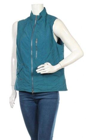 Дамски спортен елек Nkd, Размер XL, Цвят Син, 60% памук, 40% полиамид, Цена 19,95лв.