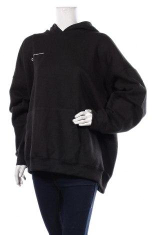 Дамски суичър Boohoo, Размер XL, Цвят Черен, 50% памук, 50% полиестер, Цена 36,75лв.