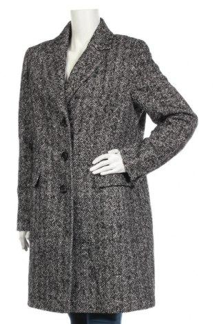 Дамско палто Adagio, Размер L, Цвят Черен, 43% полиакрил, 27% полиестер, 26% вълна, 4% вълна от алпака, Цена 47,04лв.