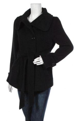 Dámský kabát  Avant Premiere, Velikost M, Barva Černá, 96% vlna, 4% polyamide, Cena  770,00Kč