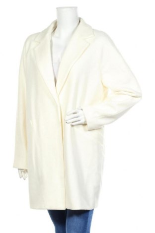 Dámský kabát  Bik Bok, Velikost L, Barva Bílá, Polyester, Cena  1076,00Kč