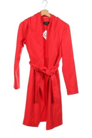 Palton de femei Comma,, Mărime XS, Culoare Roșu, 66% poliester, 32% viscoză, 2% elastan, Preț 713,00 Lei