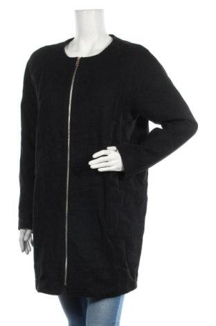 Dámský kabát  Esmara, Velikost L, Barva Černá, 70% polyester, 30% vlna, Cena  285,00Kč