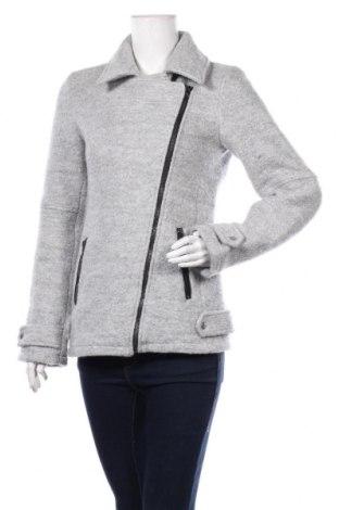 Дамско палто Even&Odd, Размер S, Цвят Сив, 50% вълна, 50% полиестер, Цена 58,80лв.