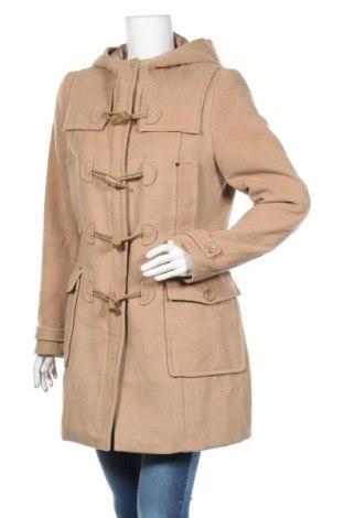 Dámský kabát  Michele Boyard, Velikost M, Barva Béžová, 88% polyester, 10% viskóza, 2% elastan, Cena  825,00Kč