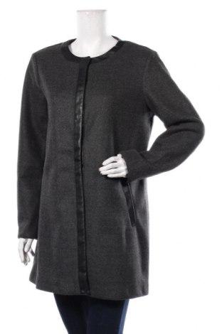 Дамско палто ONLY, Размер S, Цвят Сив, Полиестер, Цена 66,75лв.