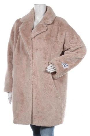 Дамско палто Rino & Pelle, Размер L, Цвят Бежов, Полиестер, Цена 246,35лв.