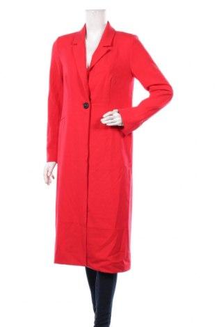 Дамско палто Selected Femme, Размер S, Цвят Червен, Цена 186,75лв.