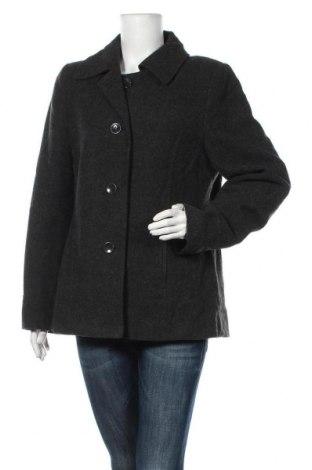 Дамско палто Target, Размер XXL, Цвят Сив, Вълна, Цена 61,95лв.