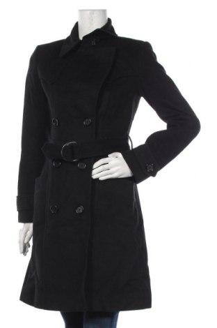 Palton de femei Tiger Of Sweden, Mărime XS, Culoare Negru, 60% lână, 30% poliester, 10% cașmir, Preț 439,67 Lei