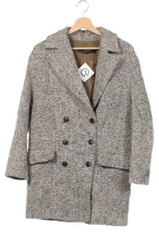 Palton de femei Zara, Mărime XS, Culoare Gri, Preț 295,11 Lei