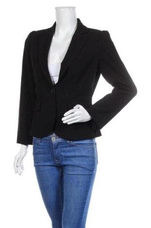Дамско сако Hot Options, Размер M, Цвят Черен, Полиестер, вискоза, еластан, Цена 29,40лв.