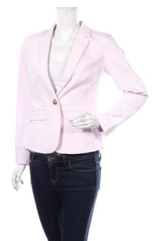 Дамско сако Saint Tropez, Размер S, Цвят Лилав, 57% памук, 40% полиестер, 3% еластан, Цена 90,35лв.