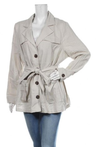 Дамско сако Simply Be, Размер XL, Цвят Бежов, 55% лен, 45% вискоза, Цена 56,07лв.