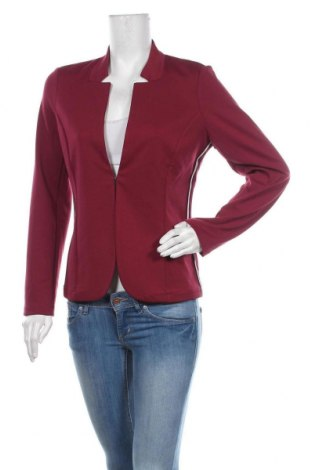 Γυναικείο σακάκι Tom Tailor, Μέγεθος L, Χρώμα Βιολετί, 74% πολυεστέρας, 22% βισκόζη, 4% ελαστάνη, Τιμή 28,90€
