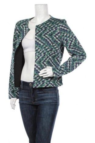 Дамско сако Tom Tailor, Размер XL, Цвят Многоцветен, 62% полиестер, 22% памук, 14% вискоза, 2% еластан, Цена 48,95лв.