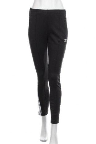 Dámské tepláky Adidas Originals, Velikost M, Barva Černá, 50% bavlna, 43% polyester, 7% elastan, Cena  1000,00Kč