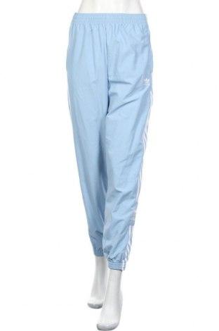 Dámské tepláky Adidas Originals, Velikost S, Barva Modrá, Polyester, Cena  1000,00Kč