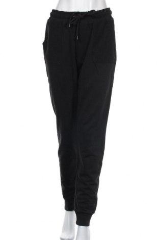 Pantaloni trening de femei Criminal Damage, Mărime XL, Culoare Negru, Bumbac, Preț 124,83 Lei