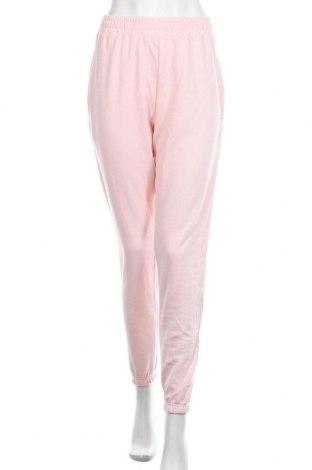 Dámské tepláky Missguided, Velikost M, Barva Růžová, 60% bavlna, 40% polyester, Cena  424,00Kč