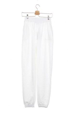 Dámské tepláky Missguided, Velikost XS, Barva Bílá, 55% polyester, 45% bavlna, Cena  533,00Kč