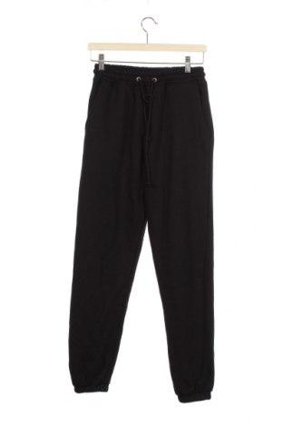 Dámské tepláky Missguided, Velikost XS, Barva Černá, 60% polyester, 40% bavlna, Cena  533,00Kč