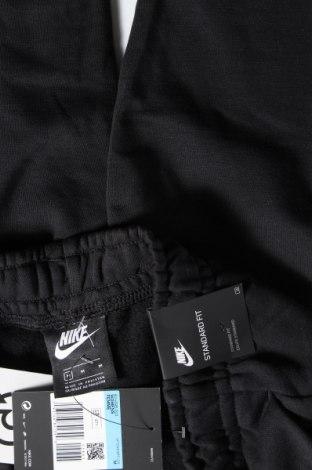 Dámské tepláky Nike, Velikost M, Barva Černá, 80% bavlna, 20% polyester, Cena  935,00Kč