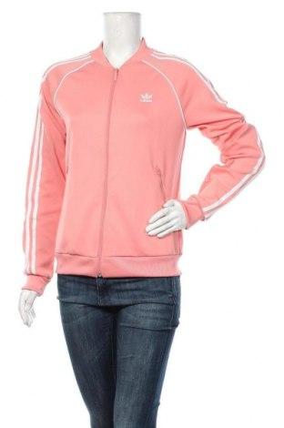 Dámský sportovní vrch  Adidas Originals, Velikost S, Barva Růžová, 70% polyester, 25% bavlna, 5% elastan, Cena  1076,00Kč