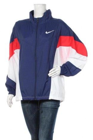 Dámská sportovní bunda  Nike, Velikost M, Barva Modrá, Polyamide, Cena  2054,00Kč