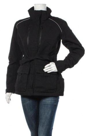 Дамско спортно яке, Размер M, Цвят Черен, Полиамид, Цена 44,10лв.