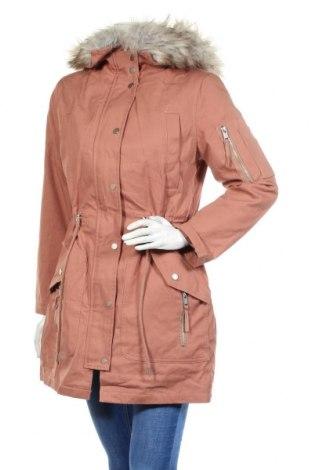 Γυναικείο μπουφάν ASOS, Μέγεθος M, Χρώμα Ρόζ , 87%ακρυλικό, 13% πολυεστέρας, Τιμή 68,85€
