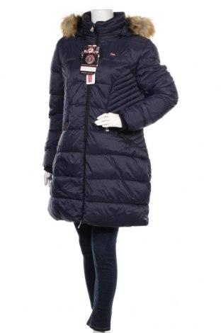 Geacă de femei Geographical Norway, Mărime XXL, Culoare Albastru, Poliamidă, Preț 787,01 Lei