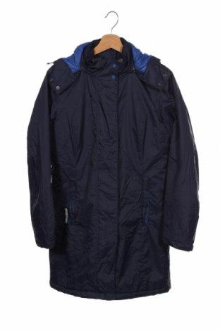 Γυναικείο μπουφάν Geox, Μέγεθος XS, Χρώμα Μπλέ, Πολυεστέρας, Τιμή 55,86€