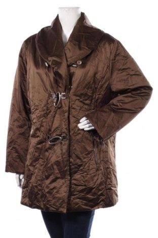 Dámská bunda  Gerry Weber, Velikost XL, Barva Hnědá, 60% bavlna, 35% polyester, 5% kovové nitě, Cena  1015,00Kč